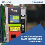 Fiscalizare Statii Carburanti - O Noua Solutie de Plata in Regim de Auto-Servire