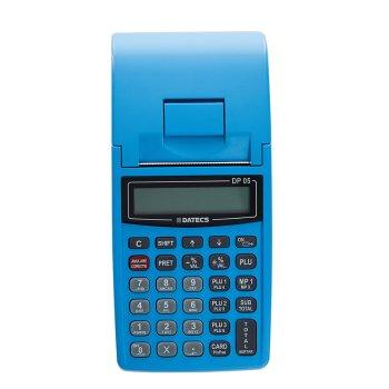Casa de marcat DATECS DP05 albastra
