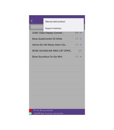 aplicatie inventariere gestio inventory